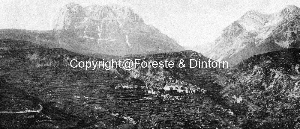 Pietracamela 1900