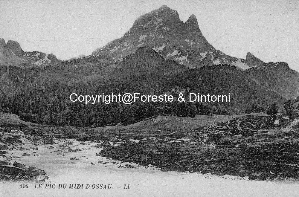 Pic du Midi d\'Osseau