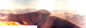 La faggeta di Val Cervara nel 1982